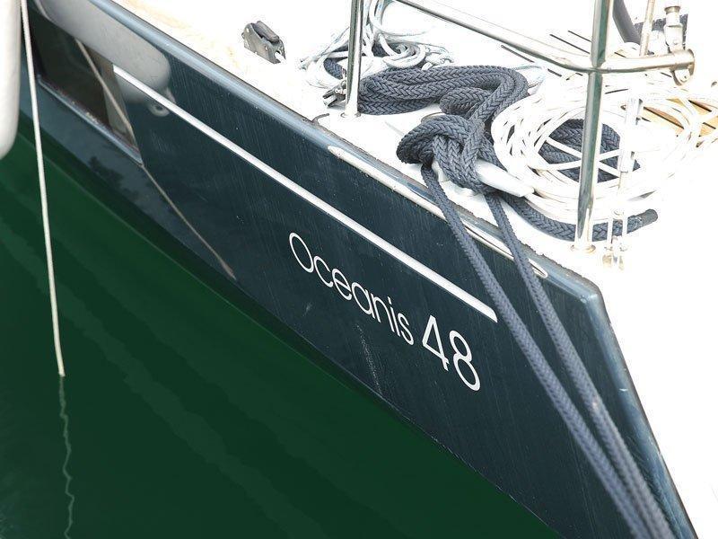Oceanis 48 (San Clemente )  - 21