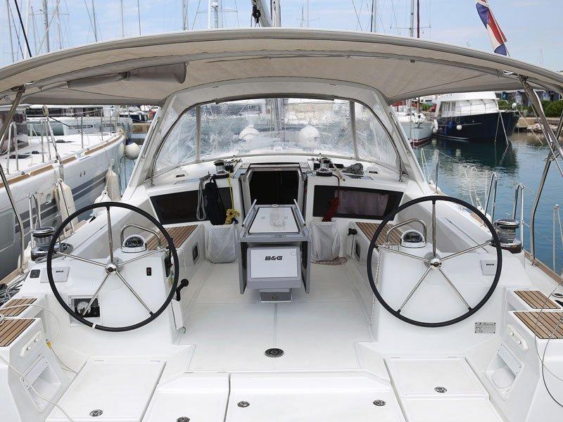 Oceanis 48 (San Clemente )  - 49