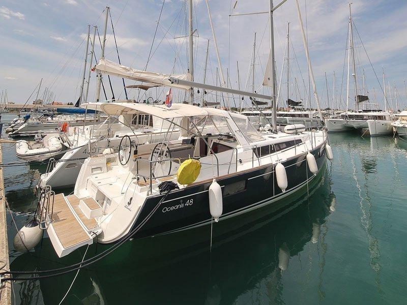 Oceanis 48 (San Clemente )  - 51