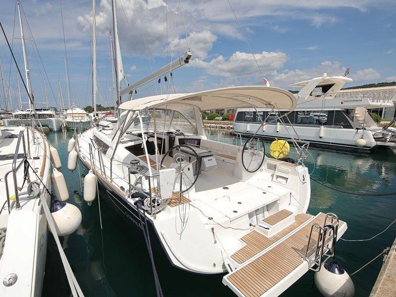 Oceanis 48 (San Clemente )  - 39