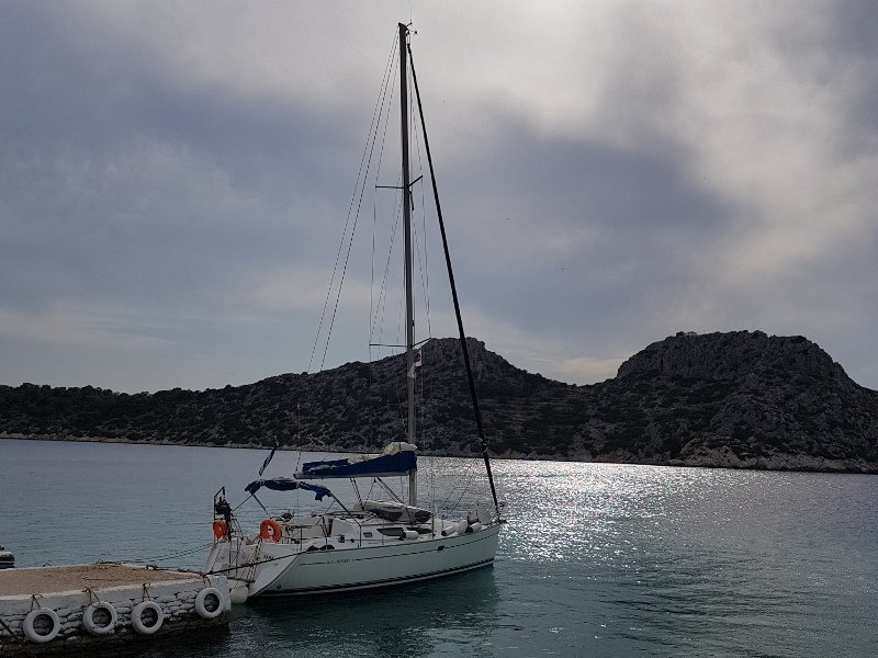 Sun Odyssey 35 (Kama)  - 3