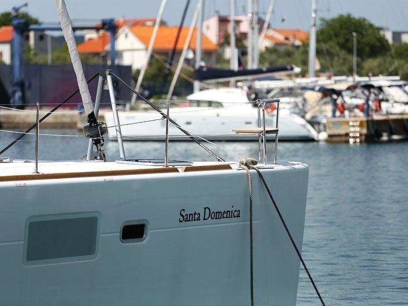 Lagoon 450 (I LOVE ANNA Generator)  - 23