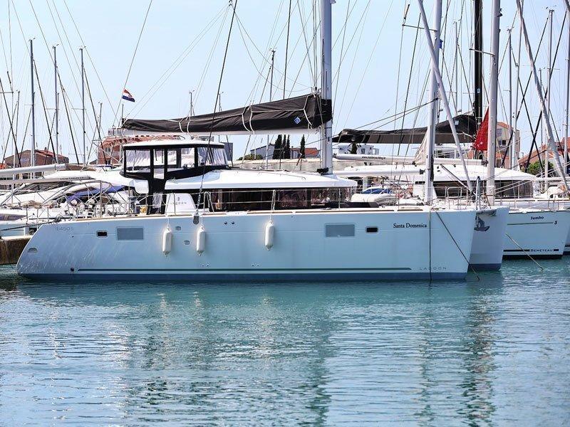 Lagoon 450 (I LOVE ANNA Generator)  - 29