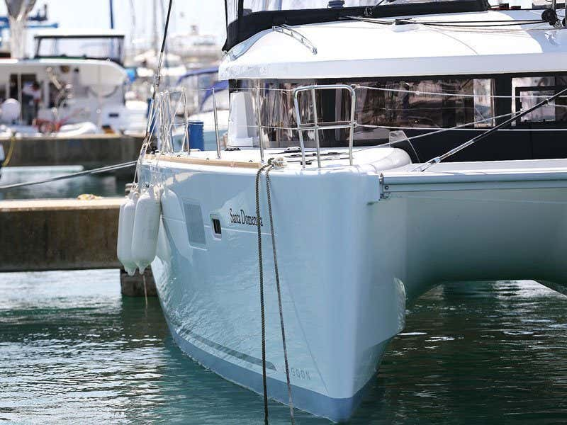Lagoon 450 (I LOVE ANNA Generator)  - 84