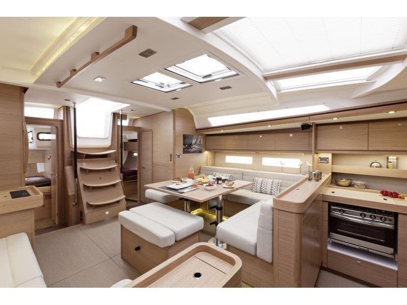 Dufour 56 Exclusive (Ipazia) Interior image - 2