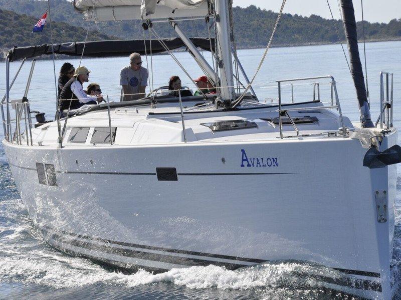 Hanse 505 (Avalon) Main image - 0
