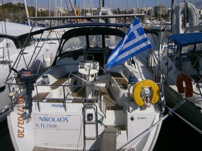 Sun Odyssey 43DS (Nikolaos)  - 1