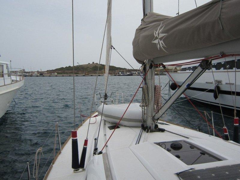 Sun Odyssey 449 (Airbender)  - 8