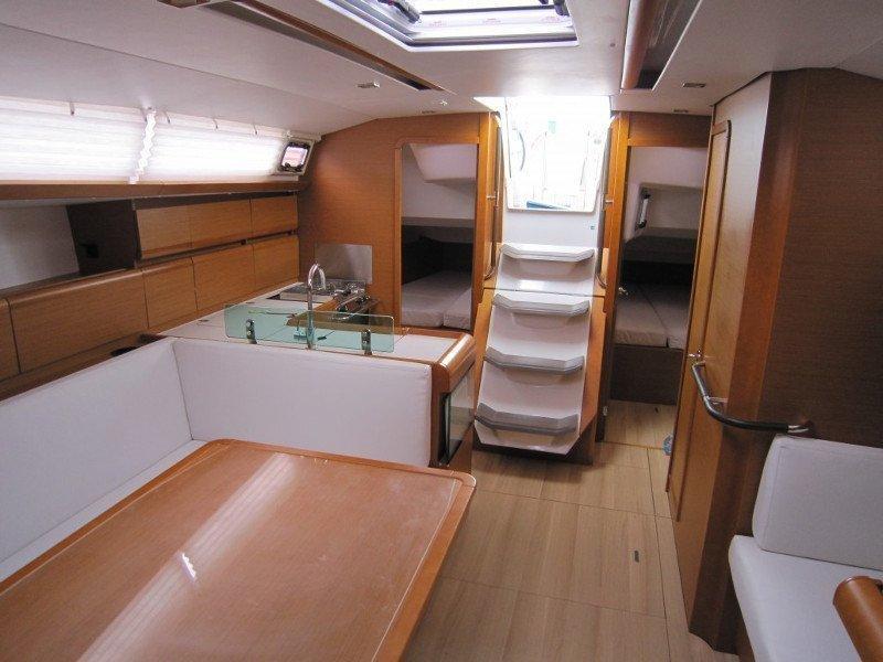 Sun Odyssey 449 (Airbender)  - 4