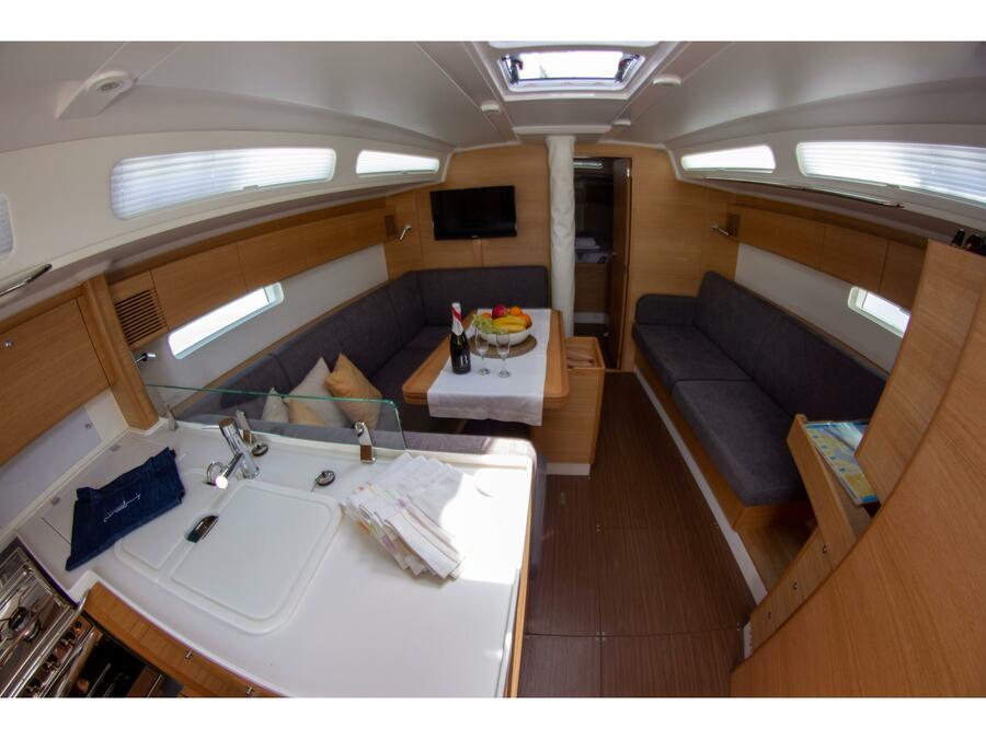 X-Yacht 4-3 (XIRENA) Interior image - 8