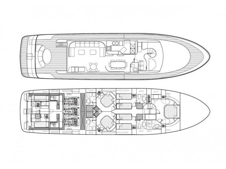 Astondoa 82 (Seafree) Plan image - 22