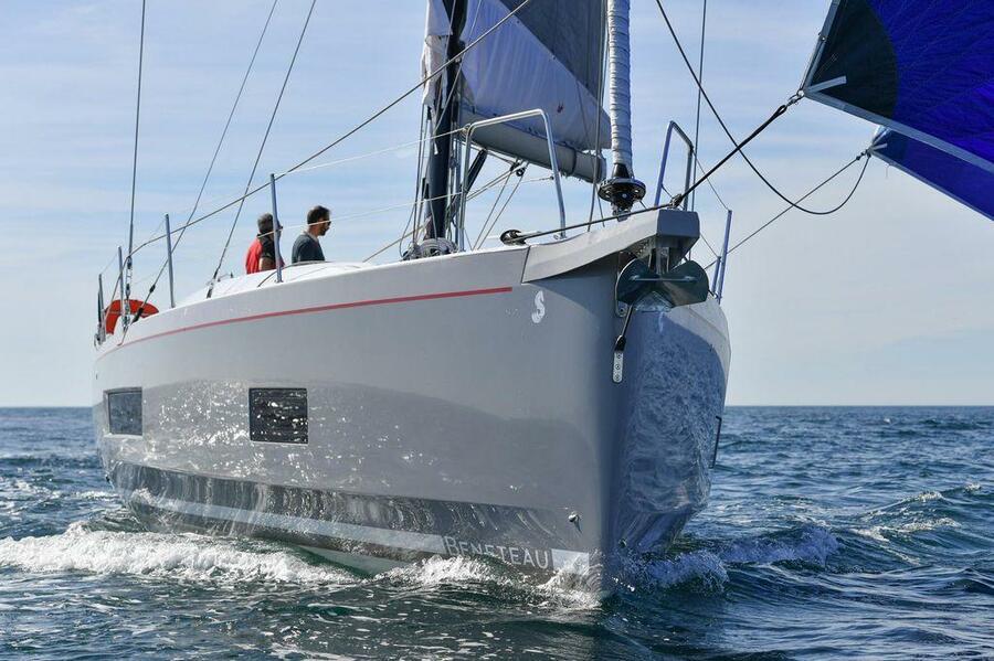 Oceanis 46.1 (ALMYRA)  - 1