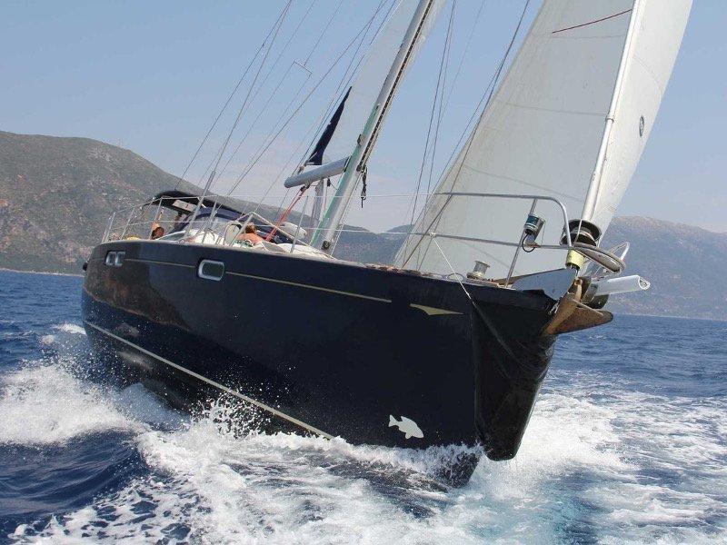 Sun Odyssey 54DS (Felicita)  - 5