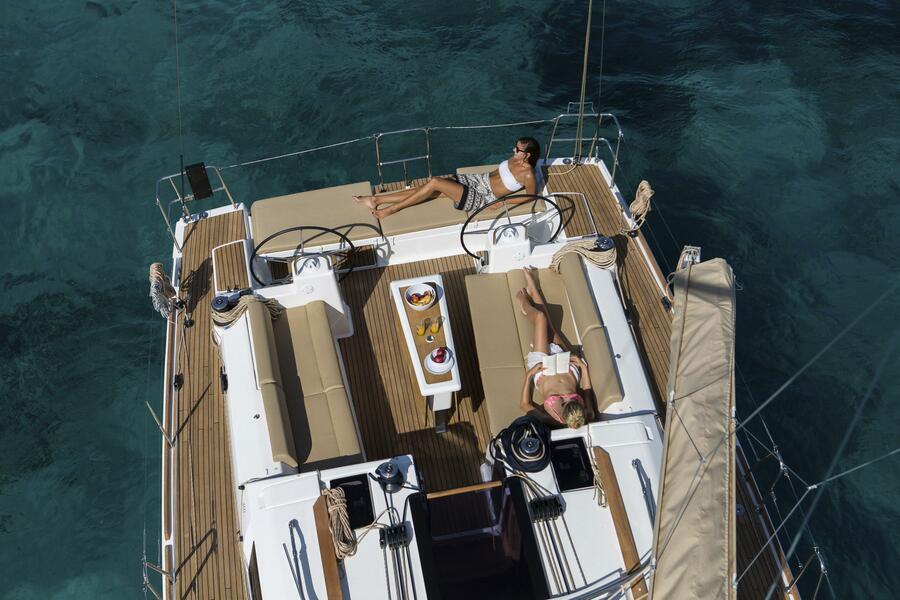Dufour 460 Grand Large (Odyssea)  - 5