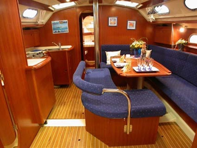 Gib Sea 43 (Carmen) Interior image - 2
