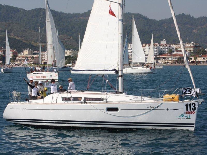 Sun Odyssey 36i (Schnecke)  - 9