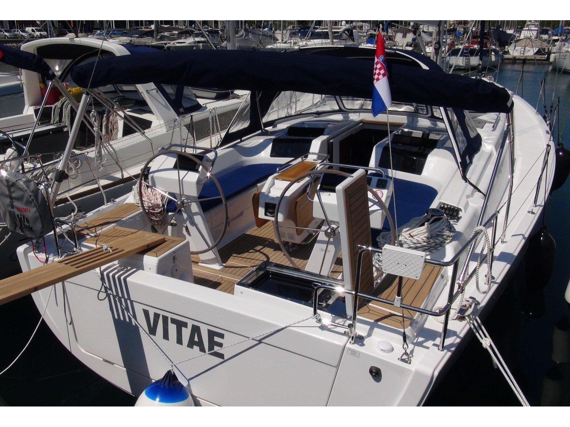 Hanse 455 (Vitae) Main image - 0