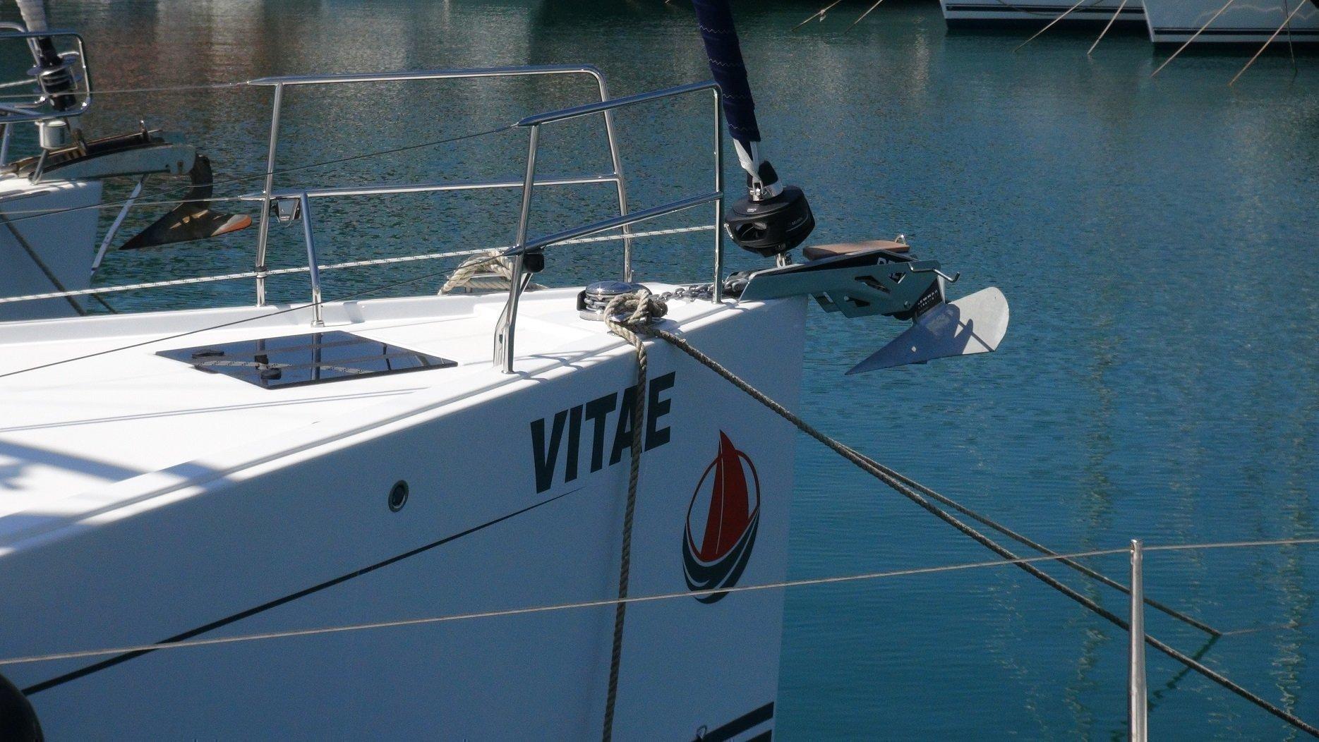 Hanse 455 (Vitae)  - 20