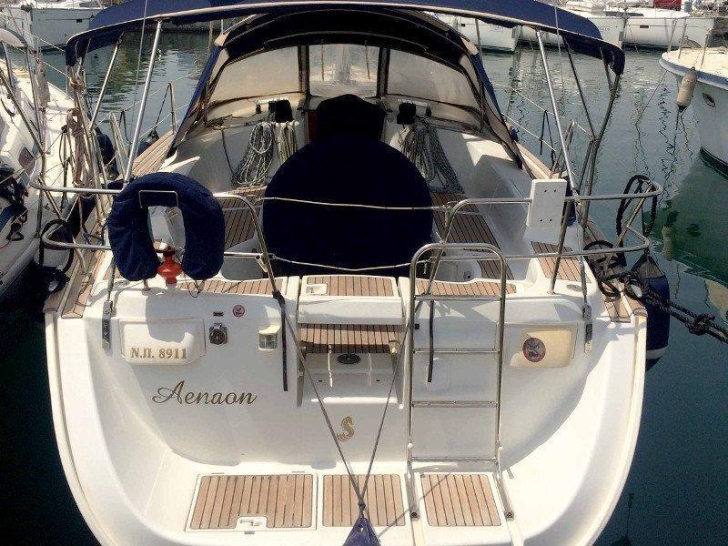 Oceanis Clipper 423 (Aenaon)  - 9
