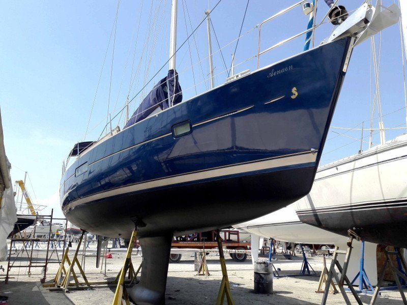Oceanis Clipper 423 (Aenaon)  - 3