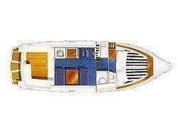 Nimbus 280 Coupe (Nimbus 280) Plan image - 9