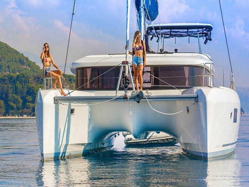 Lagoon 42 (SEA VOYAGER - CREWED)  - 7