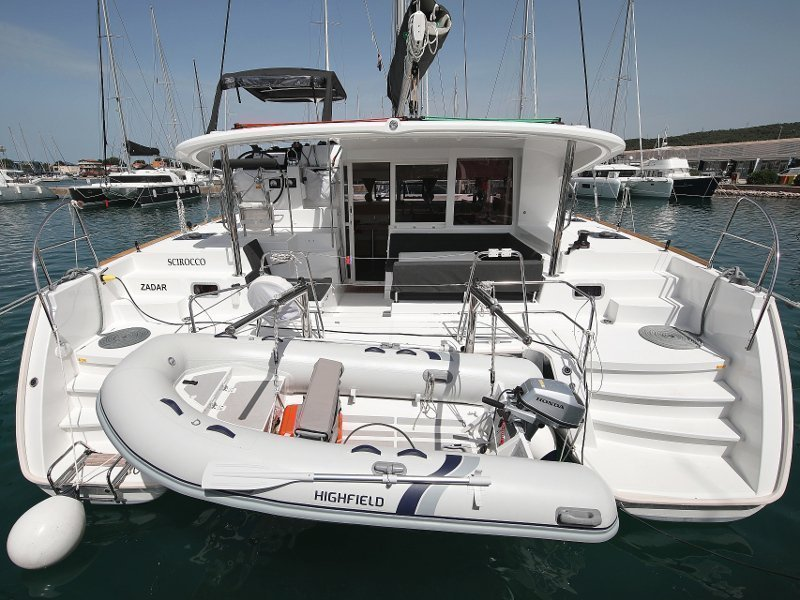 Lagoon 400 S2 LIMITED EDITION (Limited Edition SCIROCCO)  - 39
