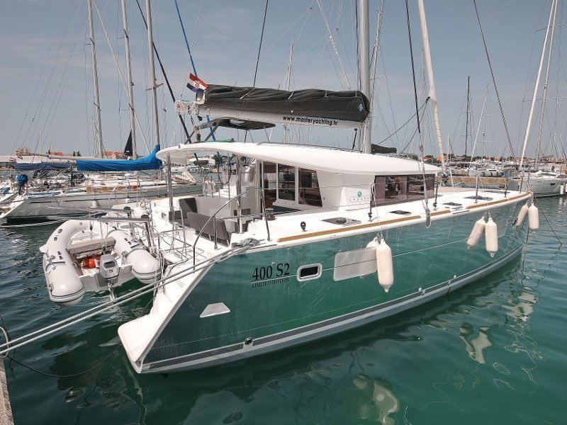 Lagoon 400 S2 LIMITED EDITION (Limited Edition SCIROCCO)  - 46
