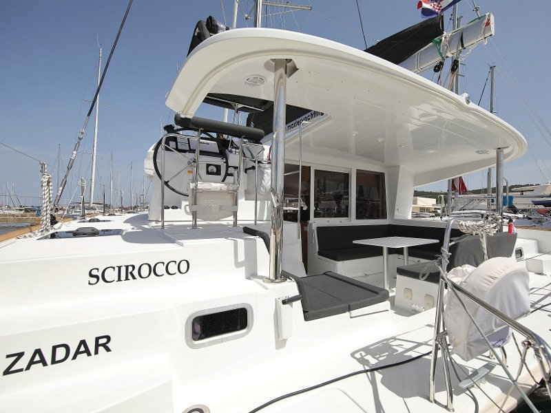 Lagoon 400 S2 LIMITED EDITION (Limited Edition SCIROCCO)  - 2