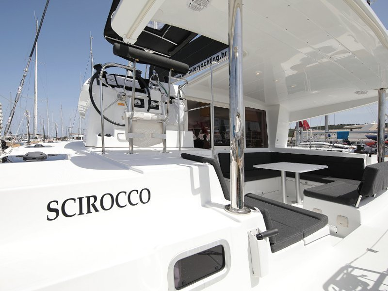 Lagoon 400 S2 LIMITED EDITION (Limited Edition SCIROCCO)  - 79