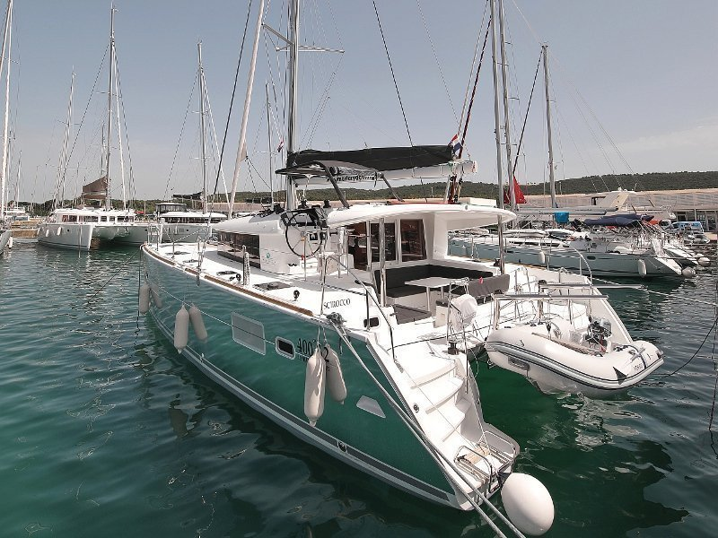 Lagoon 400 S2 LIMITED EDITION (Limited Edition SCIROCCO)  - 58