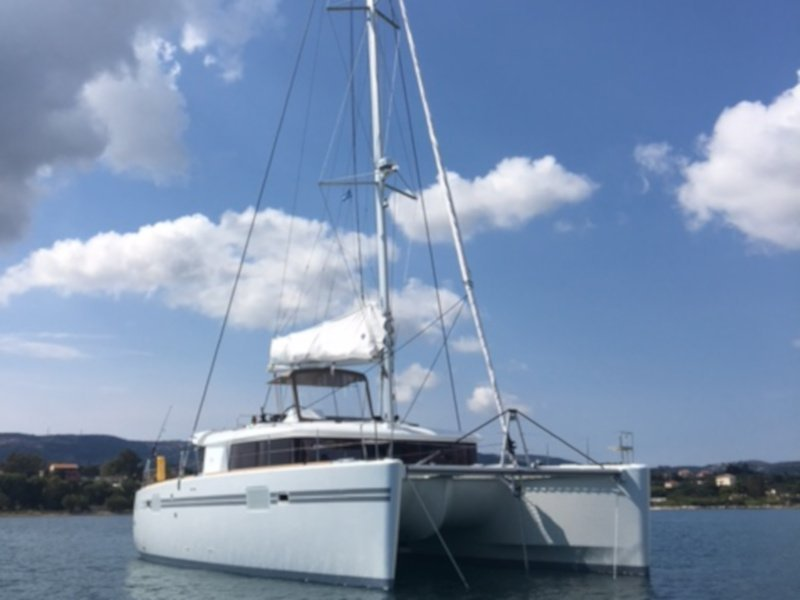 Lagoon 450  Flybridge (Grace)  - 11