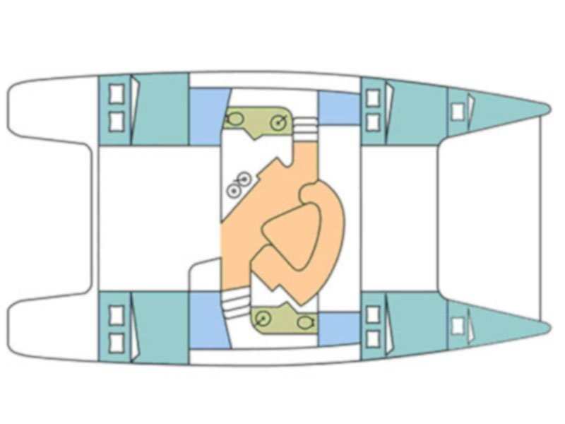 Lavezzi 40 (Madison) Plan image - 2