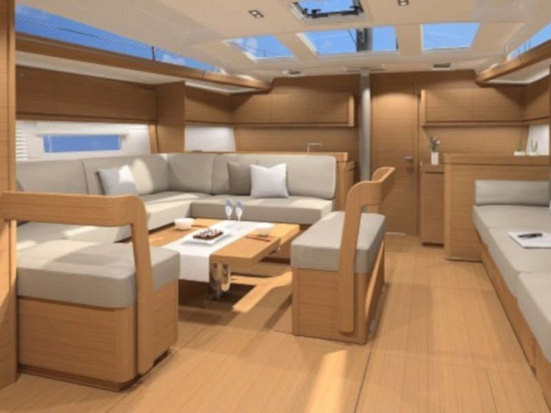 Dufour 520 Grand Large (Lošinj) Interior image - 2