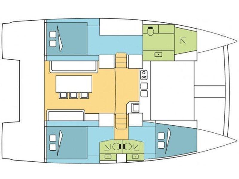 Bali 4.0 (El Golfet II) Plan image - 1