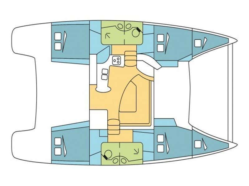 Lipari 41 (Happy) Plan image - 2