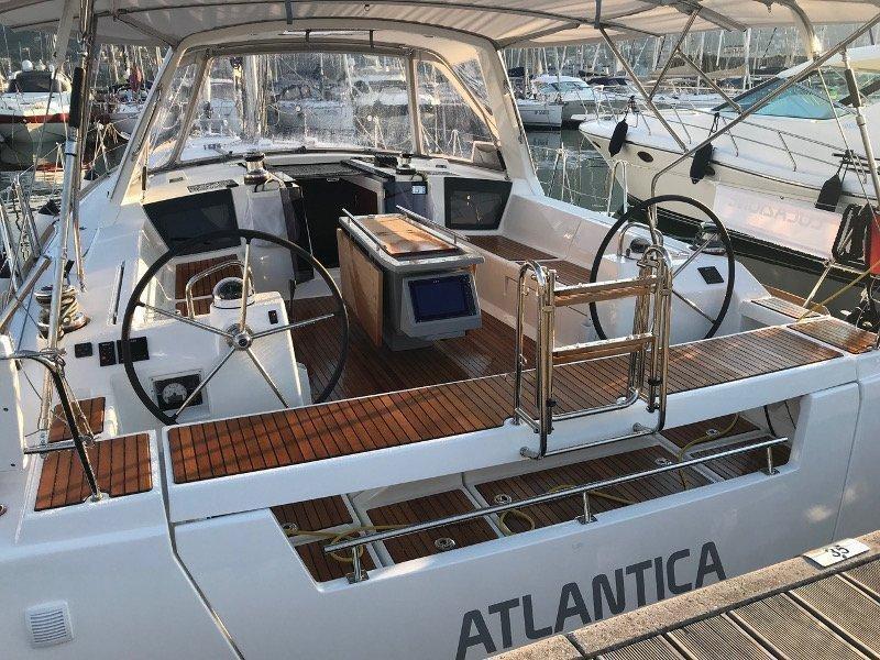 Oceanis 45 (Atlantica)  - 6
