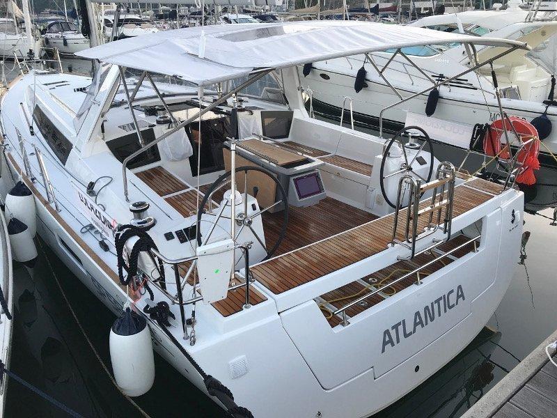 Oceanis 45 (Atlantica)  - 10
