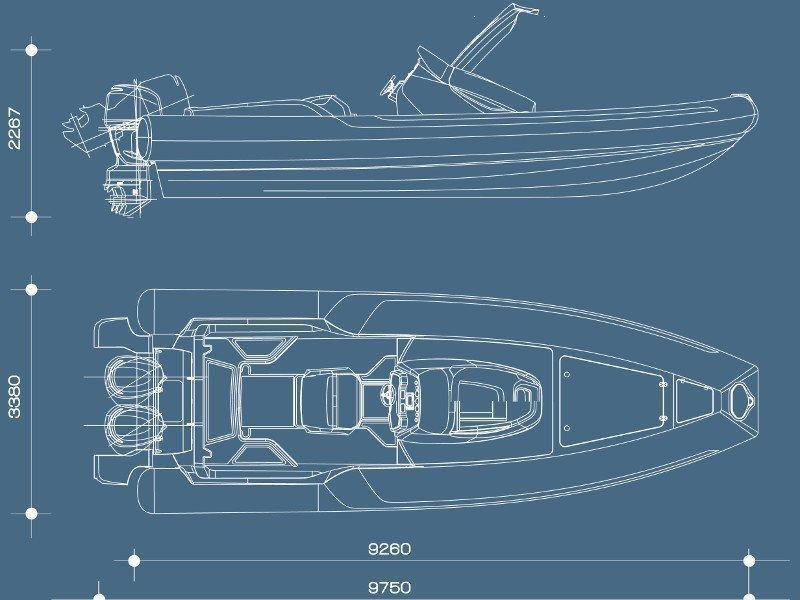 Sacs Strider 10 (Sacs Strider 10) Plan image - 11