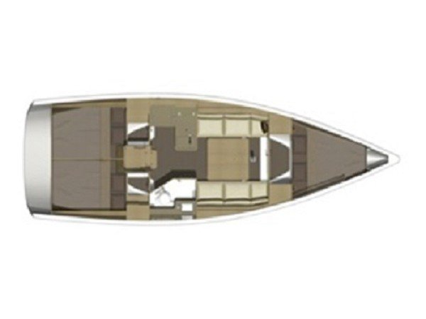 Dufour 350 GL (Friday) Plan image - 12