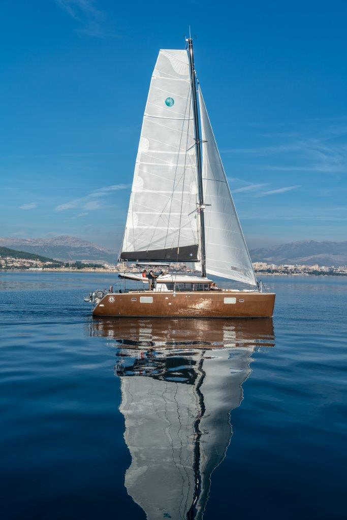 Lagoon 450 Sport LUX equipped with generator, A/C (PRINCESS SOFIA)  - 11