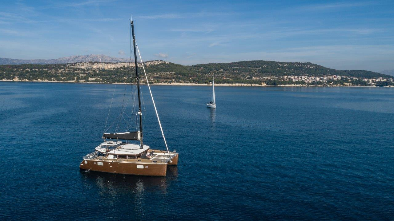 Lagoon 450 Sport LUX equipped with generator, A/C (PRINCESS SOFIA)  - 3