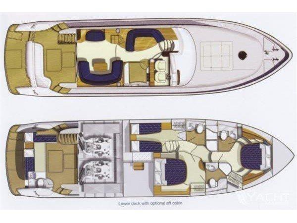 Princess 61 (Eduard) Plan image - 19