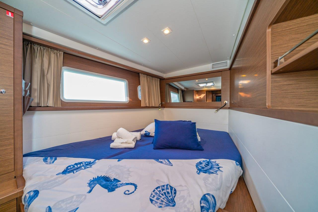 Lagoon 450 Sport LUX equipped with generator, A/C (PRINCESS SOFIA)  - 10