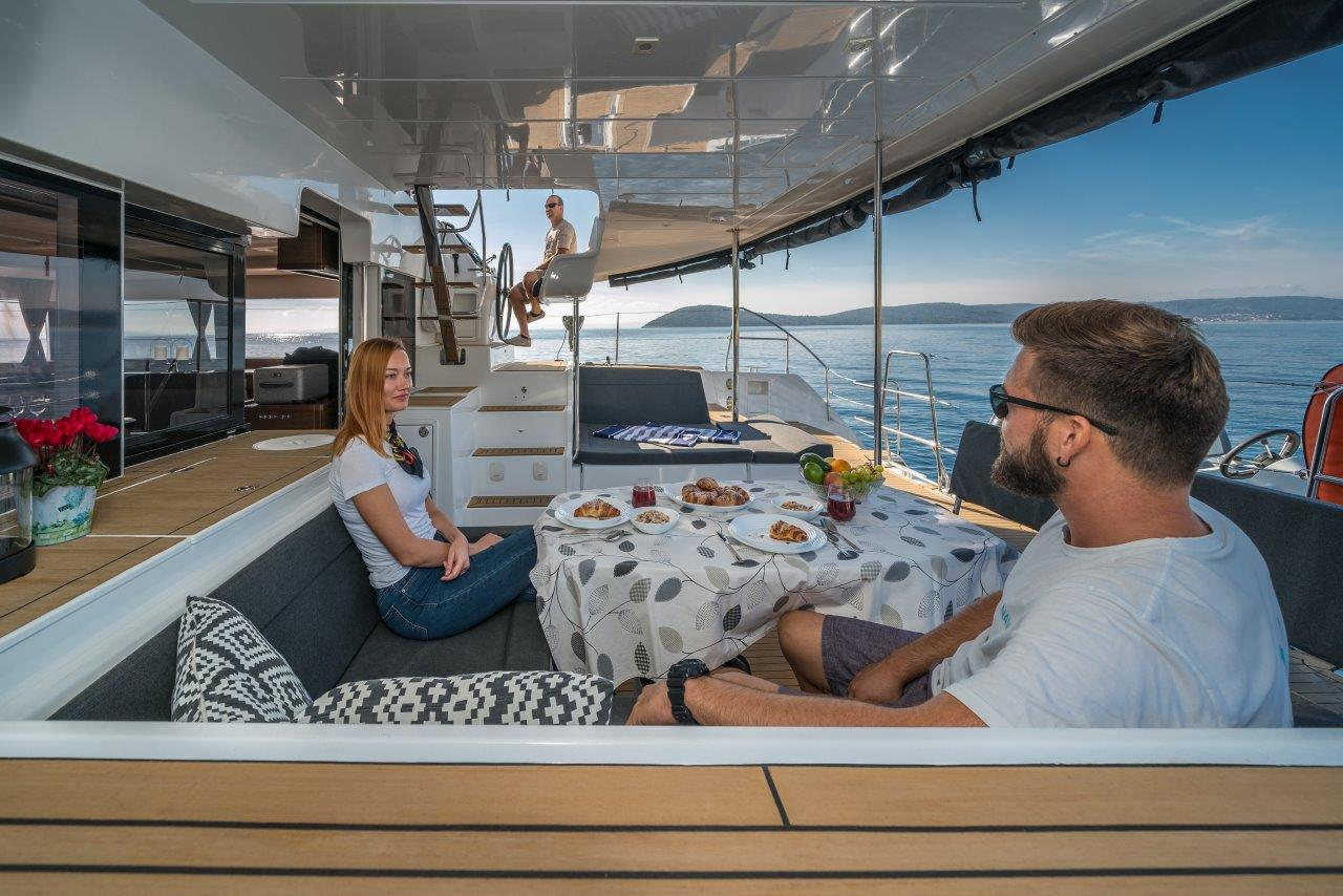 Lagoon 450 Sport LUX equipped with generator, A/C (PRINCESS SOFIA)  - 5