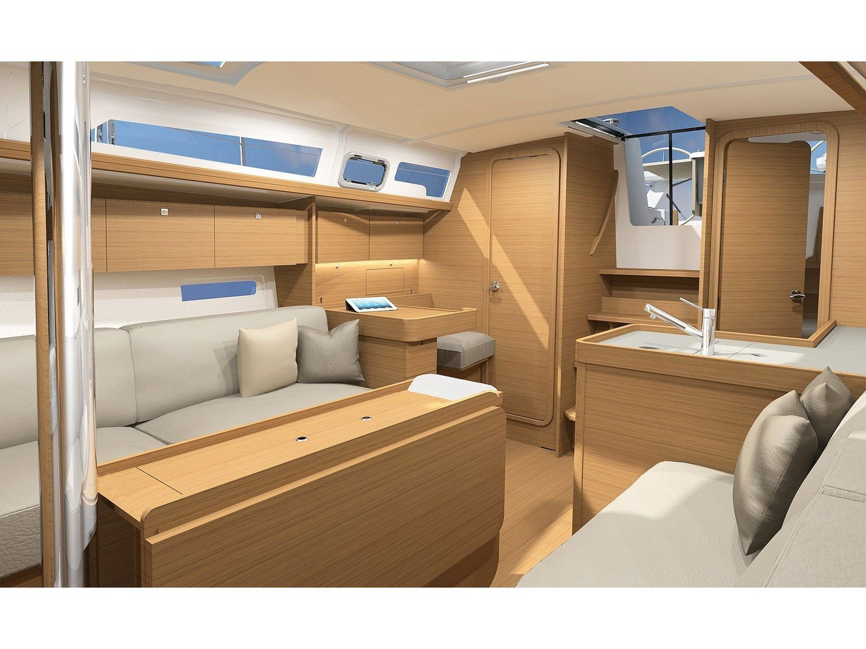 Dufour 360 Grand Large (Draco) Interior image - 1
