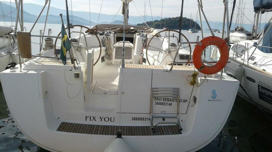Beneteau 49 (Fix You)  - 10