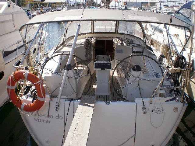 Bavaria 40 Cruiser (Santana can do) Main image - 4