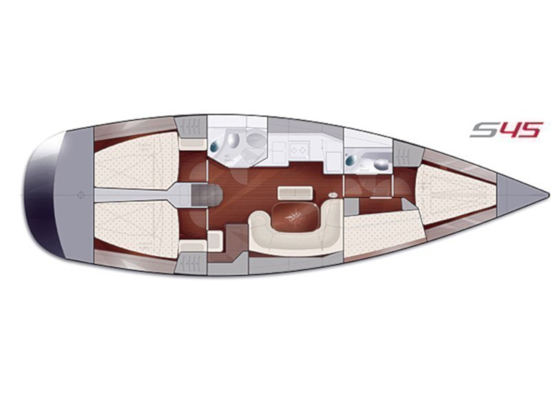 Salona 45 (Mima) Plan image - 4