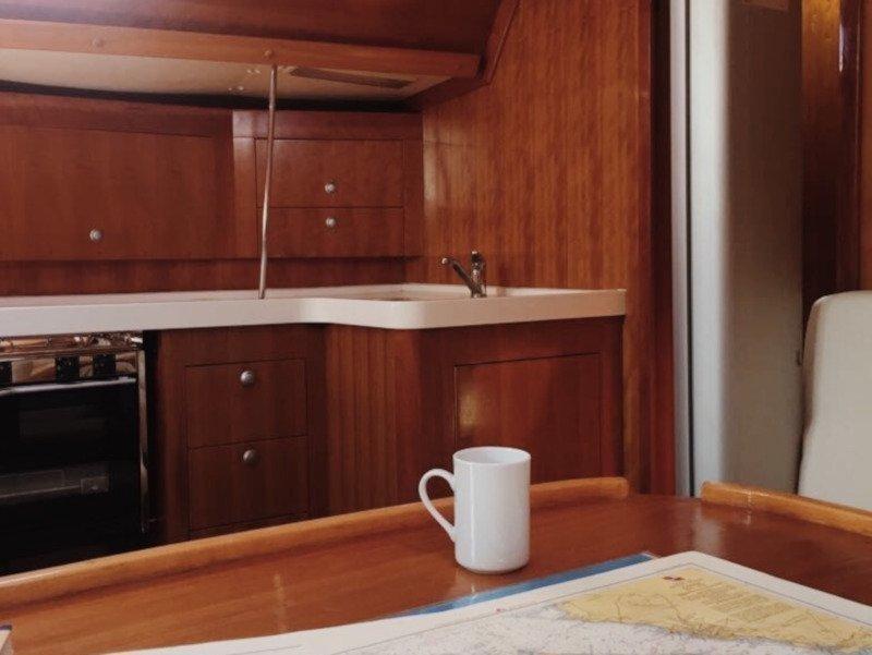 Salona 45 (Mima) Interior image - 6